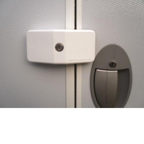 Milenco Door Lock for Touring Caravans - Single image 1
