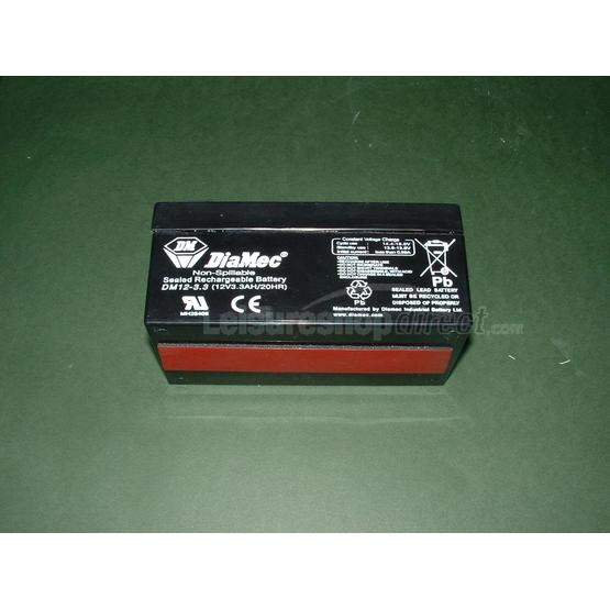Spare battery for AS210 alarm image 1