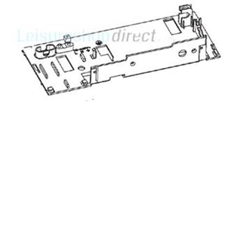 Dometic Instrument Retainer Plastic image 1