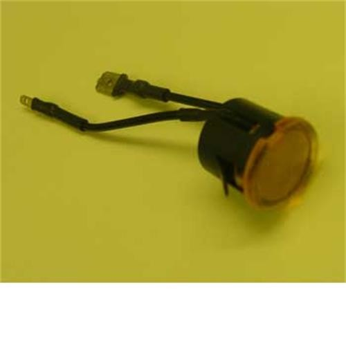 Ignition Light Orange Dometic   Dometic RM4213 Absorption