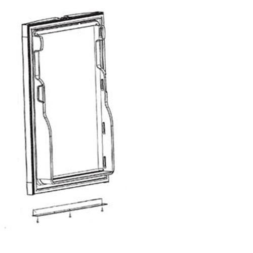 Dometic Curved Door image 1