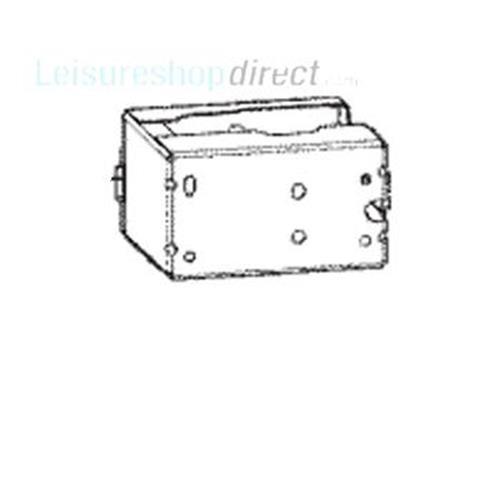 Dometic Burner Housing Kit image 1