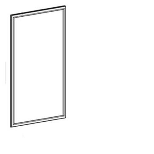 Dometic Door Gasket Magnetic Seal, Black image 1