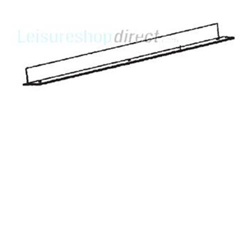 Dometic Curved Door Ledge Cover image 1