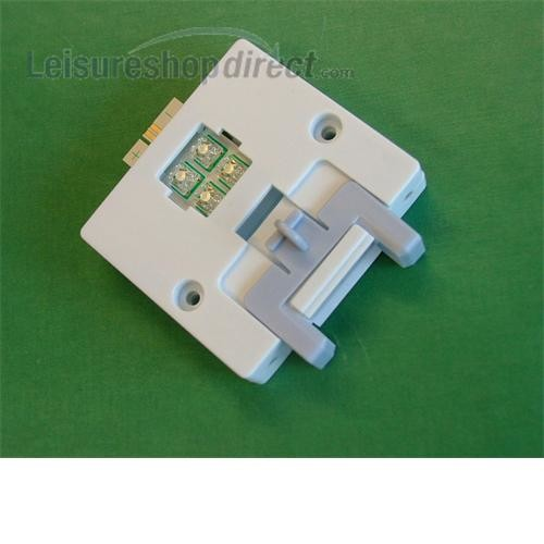 Dometic Door Lock And Light Fitting For Cabinet Dometic