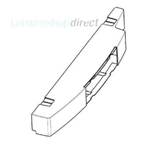 Dometic Control Panel for Left Doorhang - Grey image 1