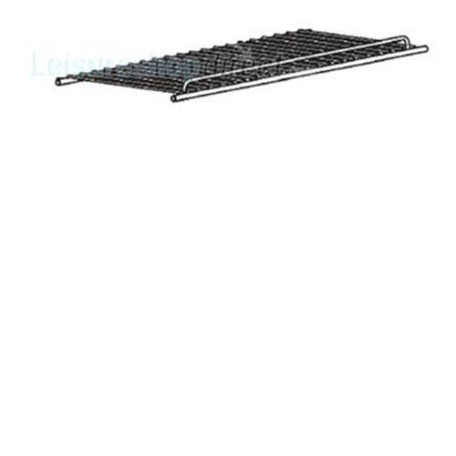 Dometic Upper Grating Zinc-Plated image 1