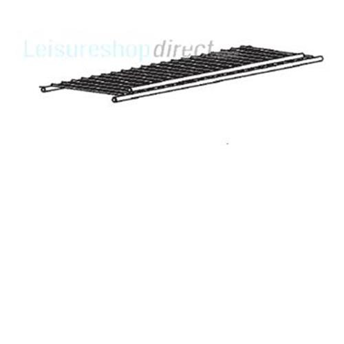 Dometic Bottom Grating,Zinc-Plated, 463mm image 1