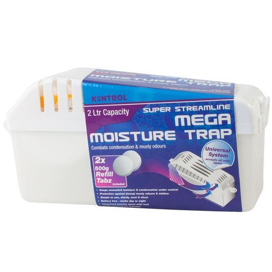 Kontrol Mega Moisture Trap Caravan Dehumidifier image 1
