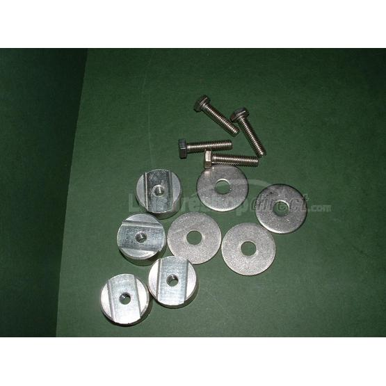 Fiamma Roof Rail Bolt Kit image 1