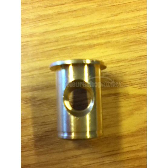 Reich mover Brass bush right  ( fits in the pivot bracket assembly) image 1