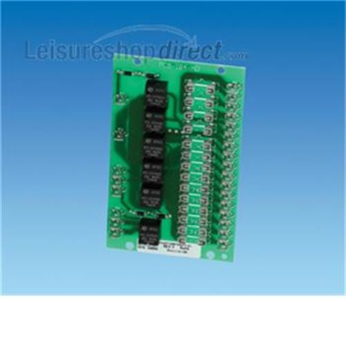 BCA Relay Control System – PCB147 image 1