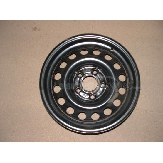 "6j 15"" 5 stud steel wheel rim image 1"