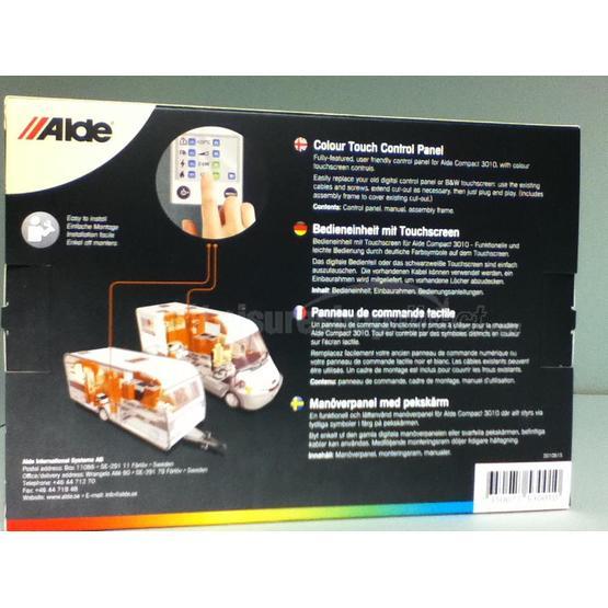 Alde Colour touch control panel image 2