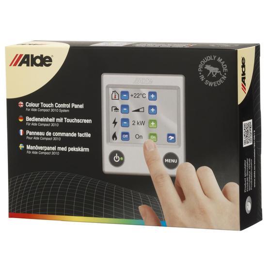 Alde Colour touch control panel image 1