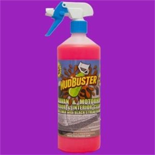Mud buster Caravan and Motorhome Cleaner - 1ltr image 1