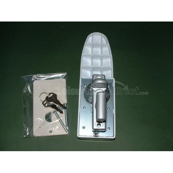 Milenco Security Door Lock image 2