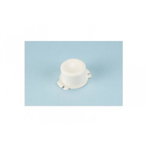 Push Button for Thetford Service Doors 3,4,5+6 - White image 1