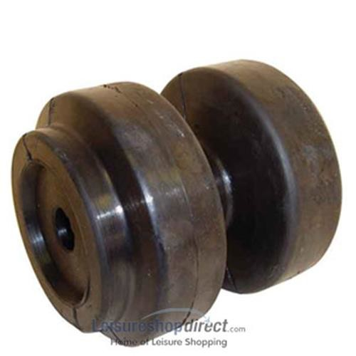 Trailer Dumbell Side Roller for Bracket