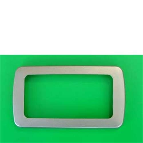 CBE 2 Way Silver Flatline outer Frame image 1