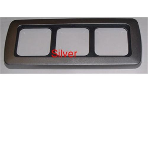 CBE 3 way Silver Flatline Outer Frame image 1