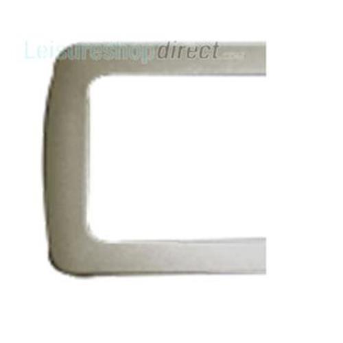 CBE Nickel 3 Way Flatline Outer Frame image 1