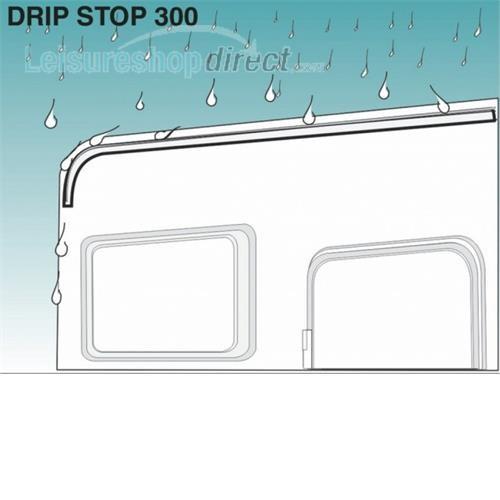 Fiamma Drip Stop 300cm Grey image 1