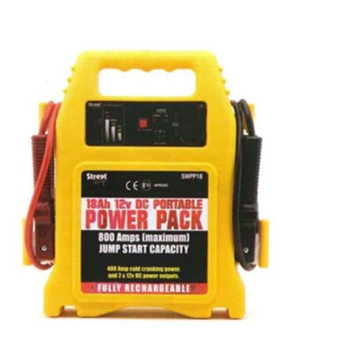 18AH 12V DC Portable Power Pack image 1