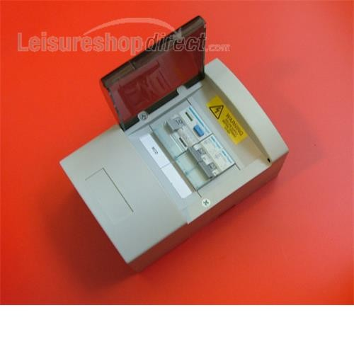 Mains Consumer Unit 2 Way image 1