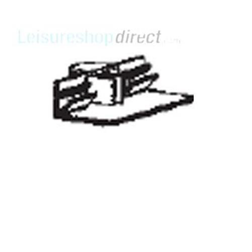 Dometic Slider Door Lock image 1