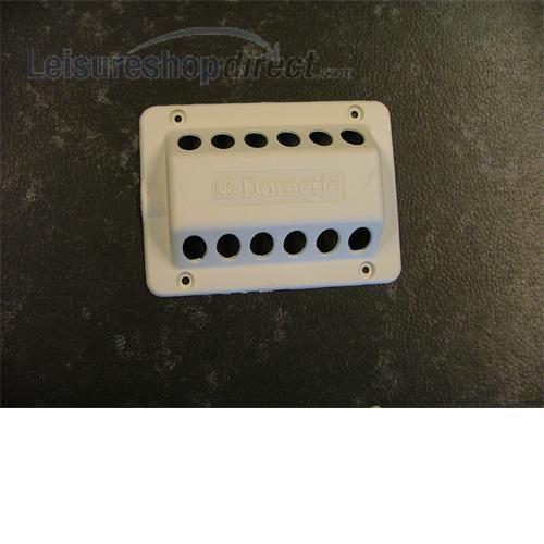 Flue terminal beige for Dometic flue kit image 1