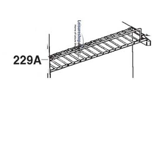 Dometic RM 4230 Lower Shelf image 1