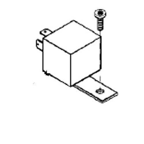 Dometic Relay 12V 30A image 1