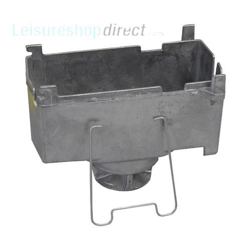 Bottom Cover assy for Trumatic S3002/S3004 + Truma S5002/S5004 Fires image 1