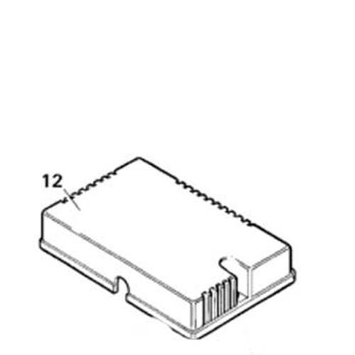 Ultraheat PCB Housing Upper Part image 1