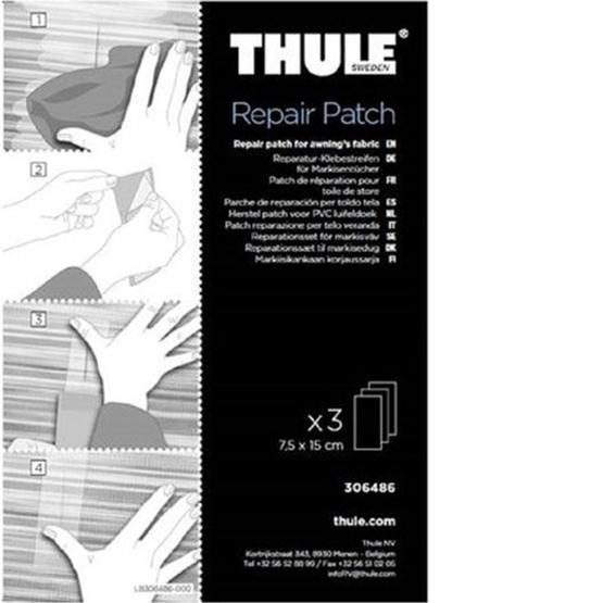 Thule Repair Patch image 1
