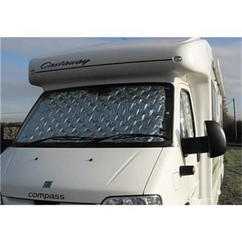 Thermal blinds for Renault Traffic 2014 onwards image 1