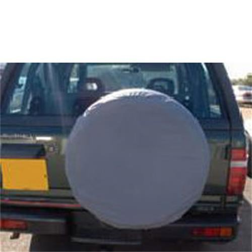 Spare Caravan Wheel Cover