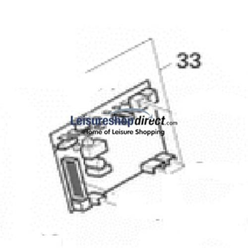 Truma Combi 6 PCB