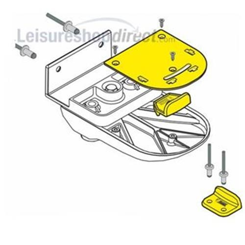 Fiamma Safe Door Frame Kit for Minivan