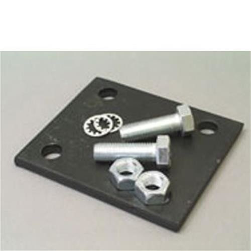 Drop plate, towball and fittings, couplings