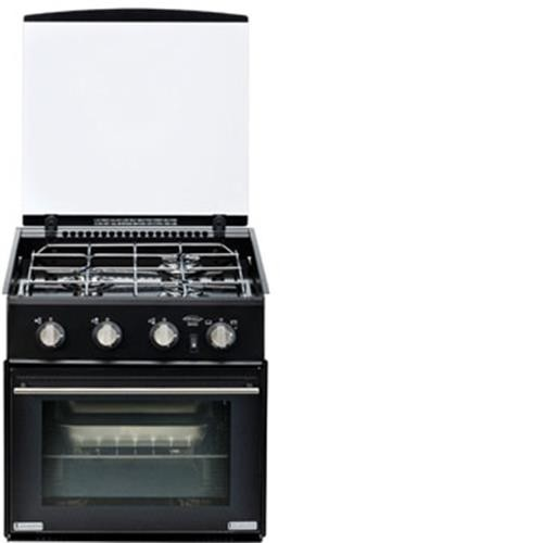 Spinflo Triplex Cooker - Black image 1