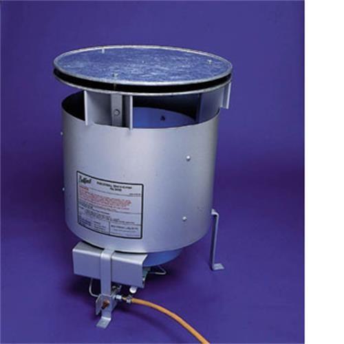 Bullfinch Spaceheater, industrial gas appliances, gas