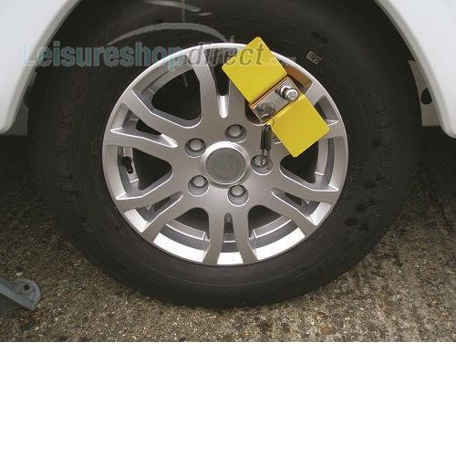 Compact C Milenco Wheel Clamp image 1