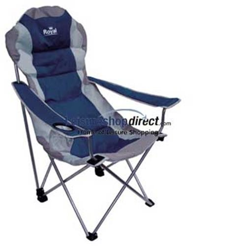 Royal Adjustable Chair - Black