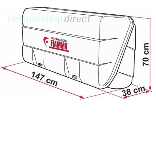 Fiamma Ultra-Box Rear 360 image 3