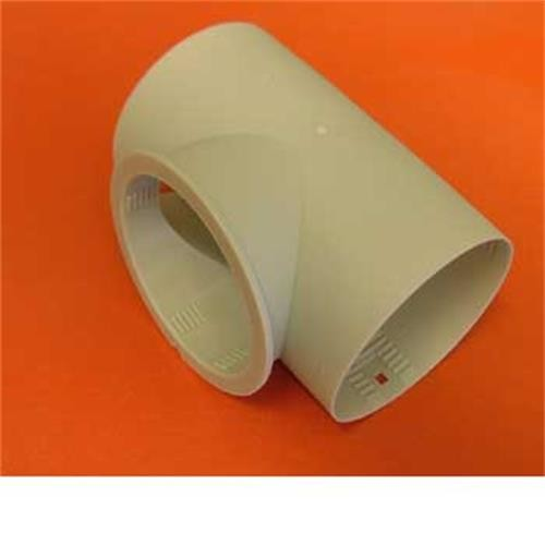 Truma T Pipe for outlet 65mm for Truma Blown Air Systems image 2