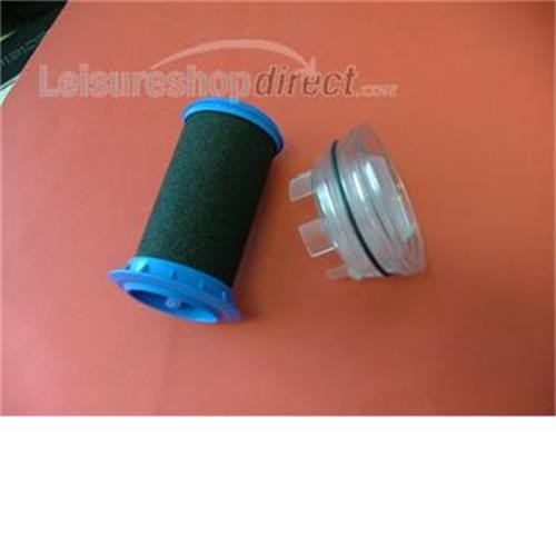 Truma Filter cartridge and screw cap image 1