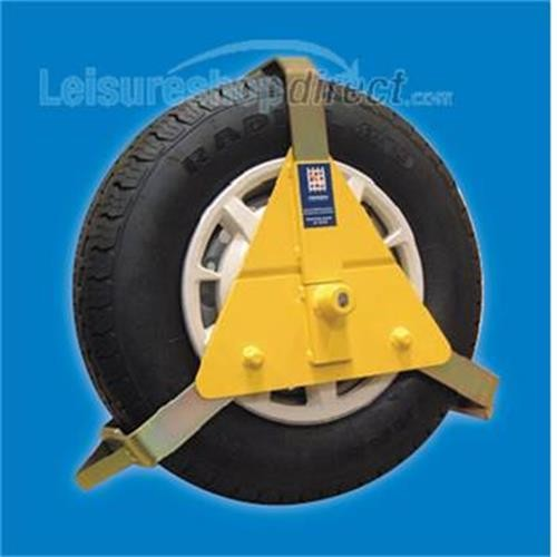 "Wheel Clamp Stronghold 10""-14"" image 1"
