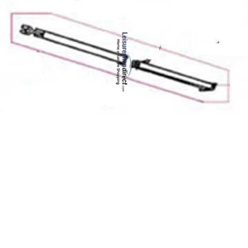 Omnistor 5002 Awning LH Support Arm 3.5m - 4.0m image 1